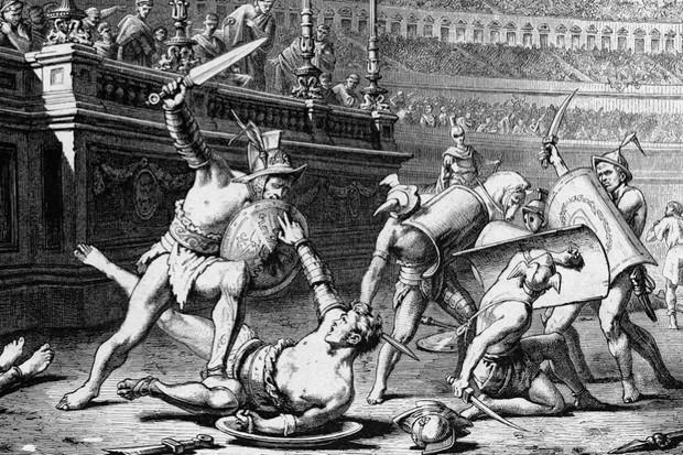 Gladiatori | Sursa: History Extra