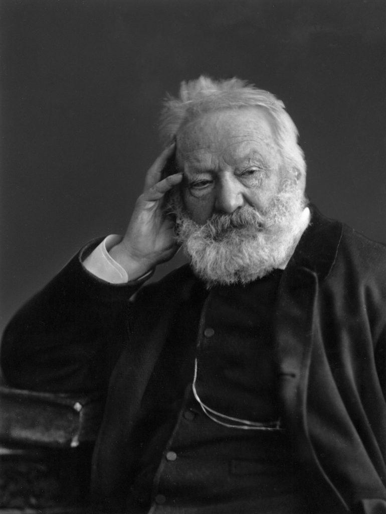 Victor Hugo, scriitorul preferat al Iuliei Hasdeu | Sursa: Encyclopedia Britannica