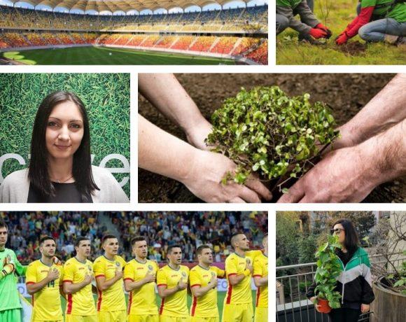 50 000 copaci, uefa. ana raduna. ioana tache