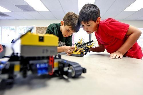 copii robotica