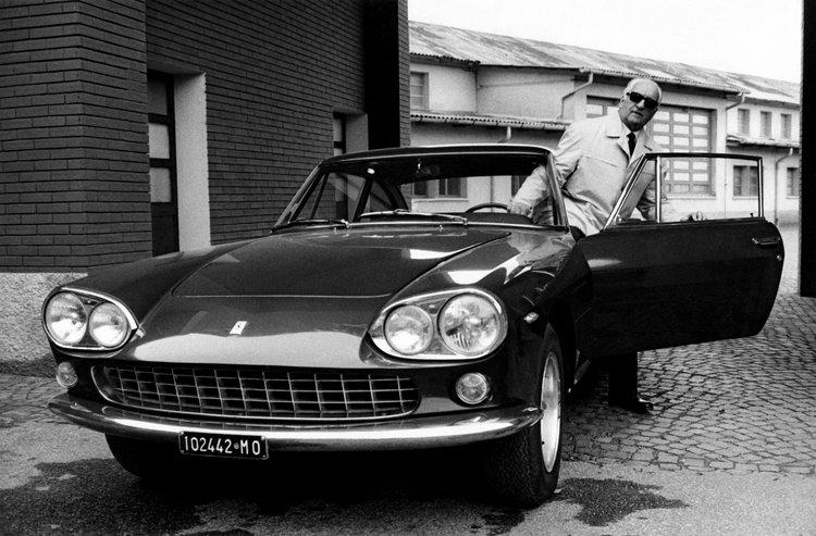 Enzo Ferrari | Sursa: Autoblog
