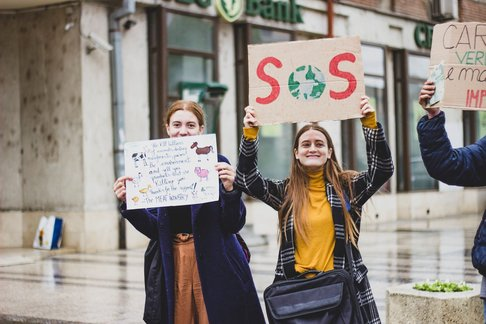 Activiști de mediu