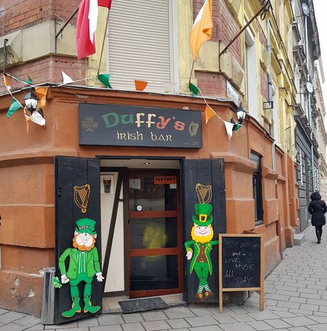 Duffy's Irish Bar
