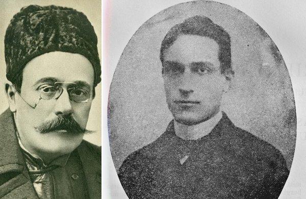Caragiale și Paul Zarifopol