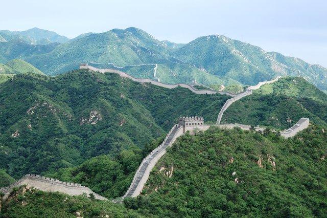Marele Zid Chinezesc | Sursa foto: Pixabay