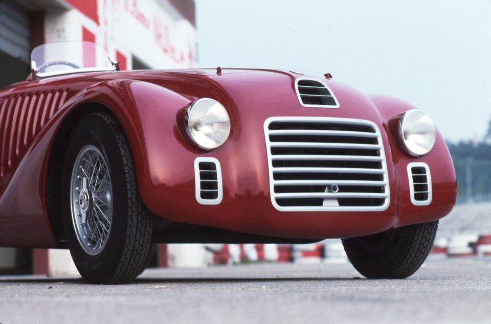 Primul Ferrari | Sursa: Colliere AutoMedia