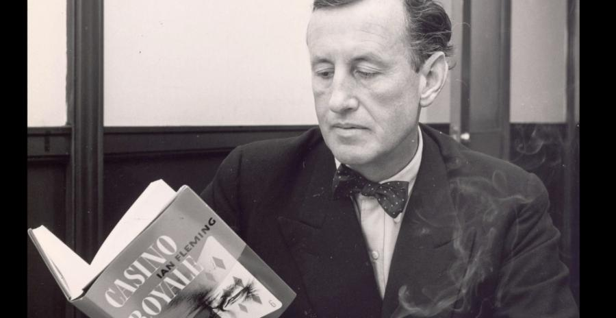 Ian Fleming, autorul seriei James Bond | Sursa: flemingsbond