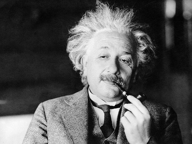 Albert Einstein | Credit: AP Photo, Sursa: CBS News