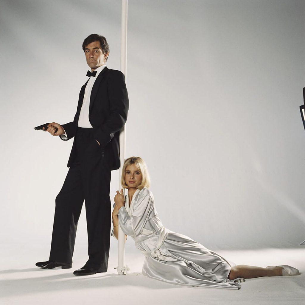 Timothy Dalton în rolul James Bond | Sursa: Oracle Time
