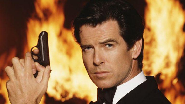 Pierce Brosnan în rolul James Bond | Sursa: Joe.ie