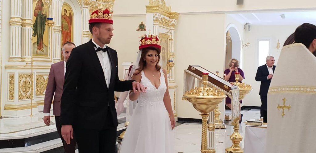 La nuntă