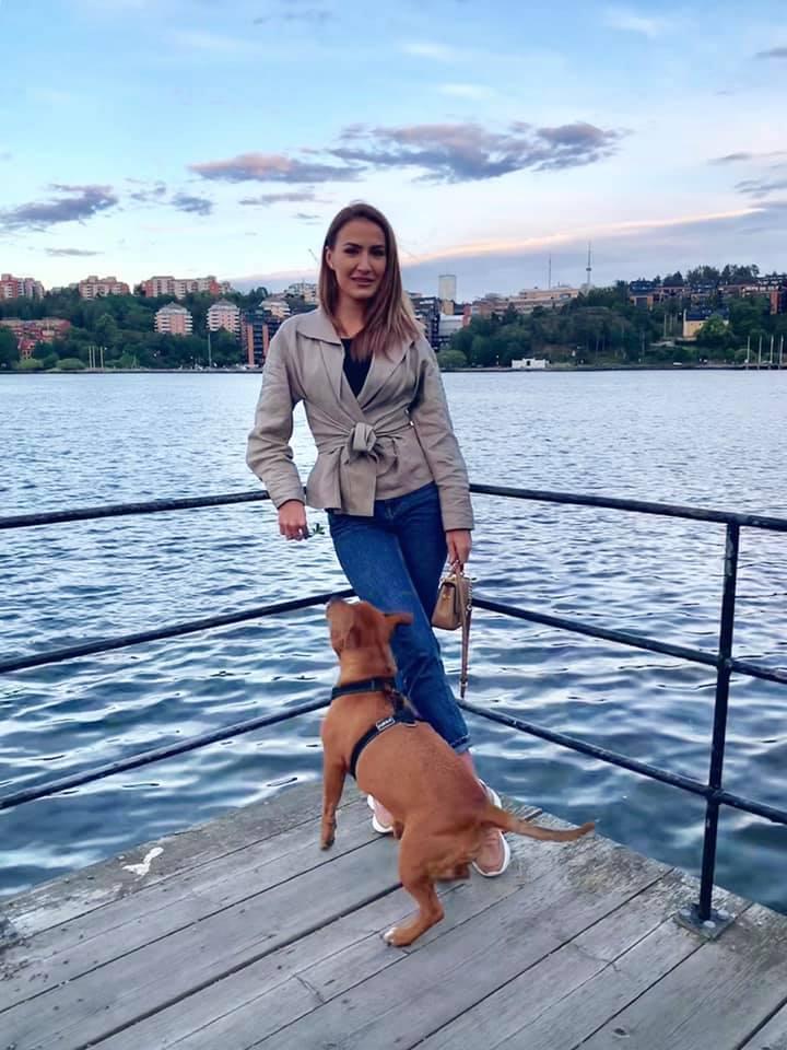 Cristiana Manolache | Stockholm