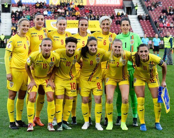 romania fotbal feminin