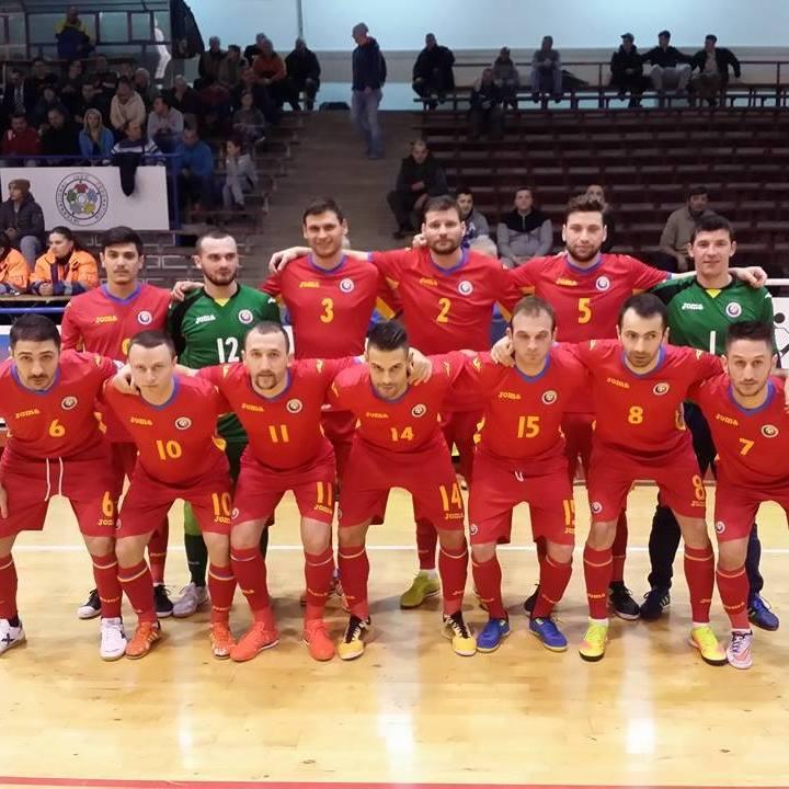 Echipa națională de futsal a României