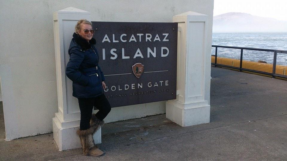 Alexandra, un om liber la Alcatraz