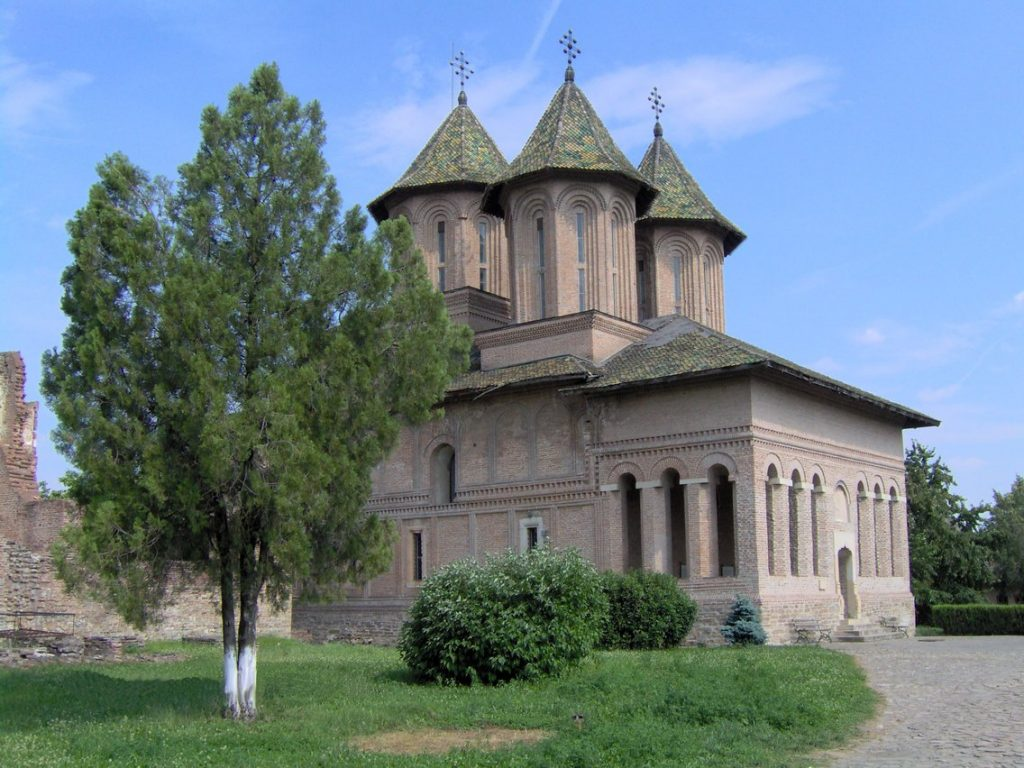Biserica Domnească din Târgoviște, ctitorită de Petru Cercel | Sursa: Wikipedia