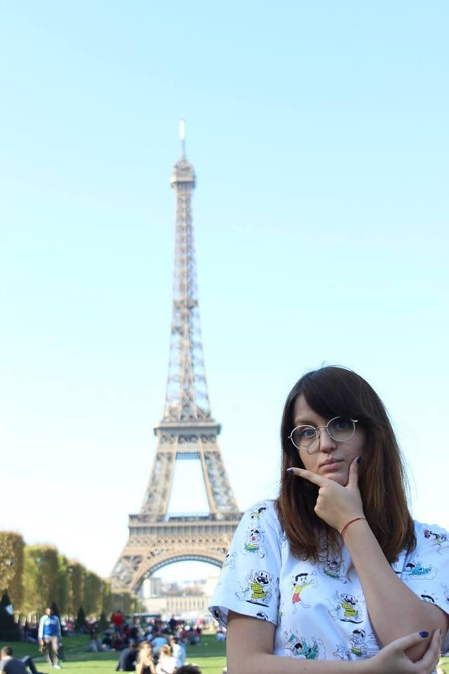 Oana Dumitru   Paris