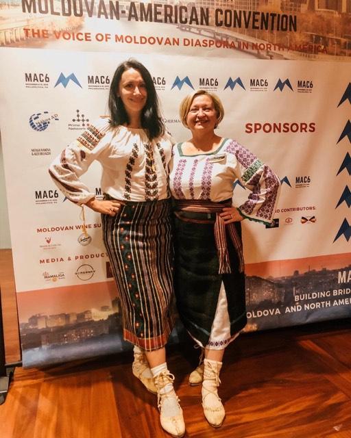 Moldovence, mândre să ducă tradițiile mai departe în America