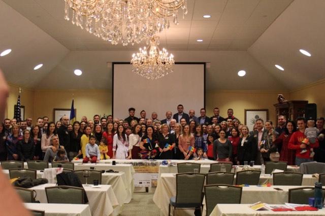 Moldovenii din America, reuniți la Convenția Moldo-Americană