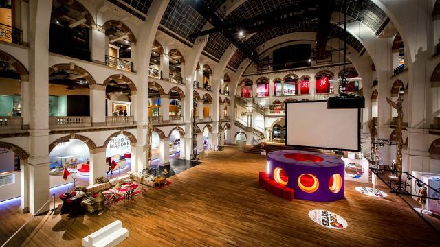 Tropenmuseum Junior, Amsterdam, Olanda | Sursa: NU.nl