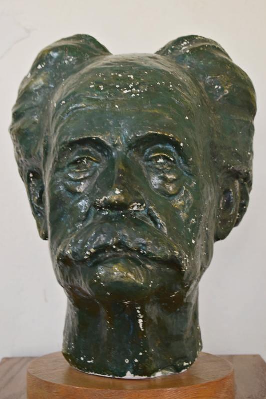 Dr. Joseph Bacon (1857-1941), fondatorul Muzeului de Istorie din anul 1899 | Credit foto: Mira Kaliani