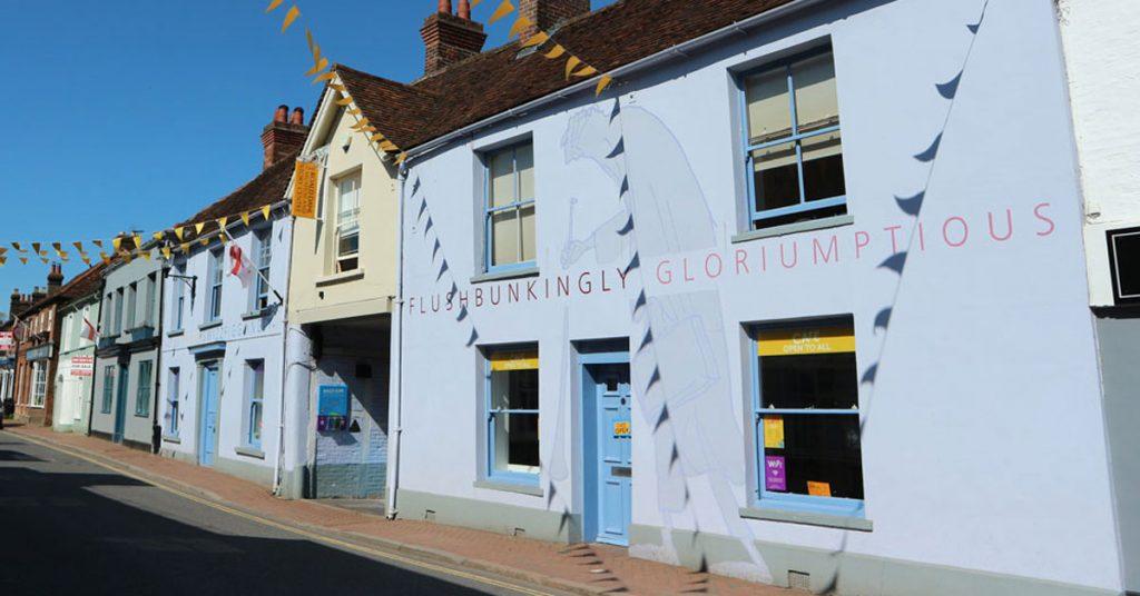 The Roald Dahl Museum and Story Centre, Great Missenden, UK | Sursa: Visit Buckinghamshire