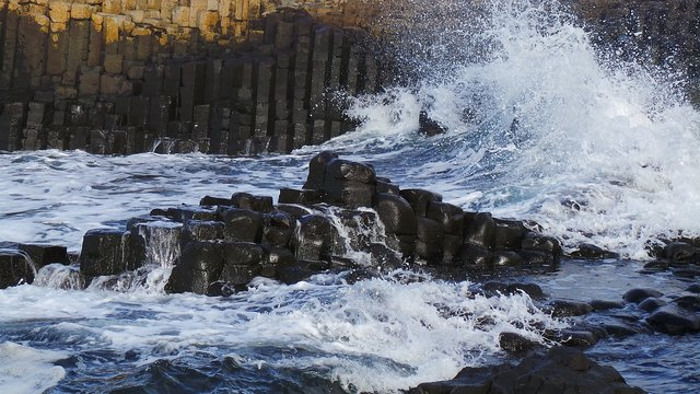 Giant's Causeway, Irlanda de Nord | Credit: Angela Eren, Sursa: Pixabay