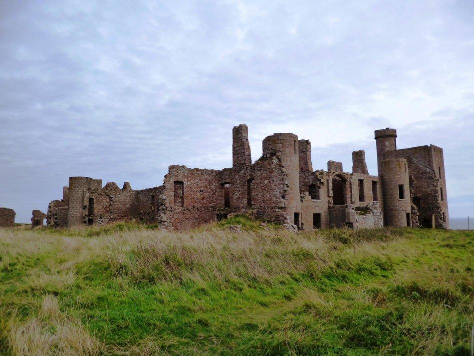 Slains Castle | Sursa: Visit Aberdeenshire