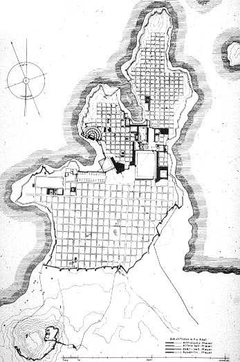 Planificare urbană în perioada Greciei antice | Sursa: Hellenica World