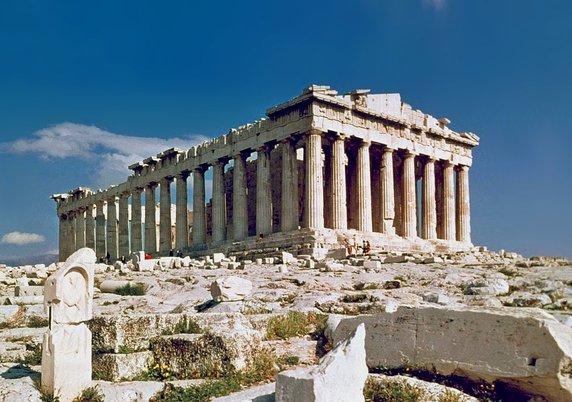 Partenon | Sursa: Wikipedia