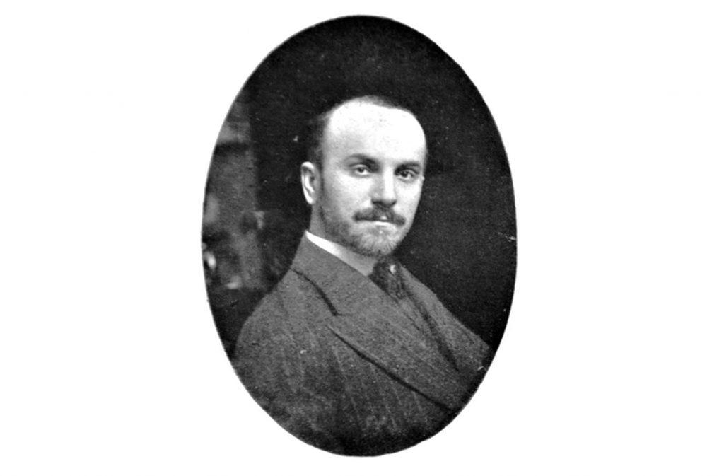 Arhitectul Petre Antonescu | Sursa: Sidonia Teodorescu în lucrarea Arhitectul Petre Antonescu