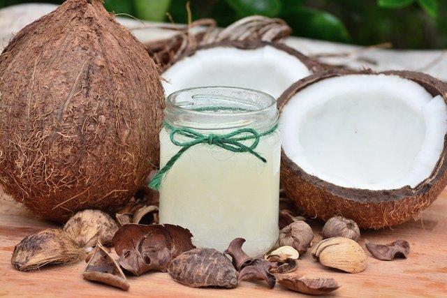 Uleiul de cocos | Foto: moho01 / Pixabay