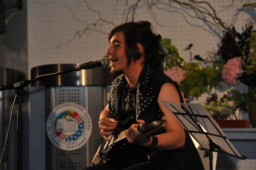 """Moment de JRock la gala anuală de decernare a premiilor CSRJ - """"Haru Urara Grand Festa"""""""