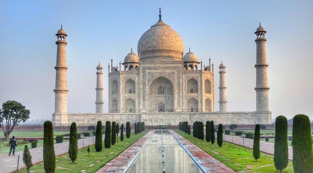 Taj Mahal | Sursa: Richard Mcall / Pixabay