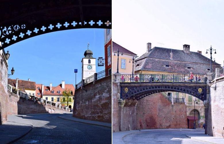 Podul Minciunilor, Sibiu   Credit foto: Mira Kaliani