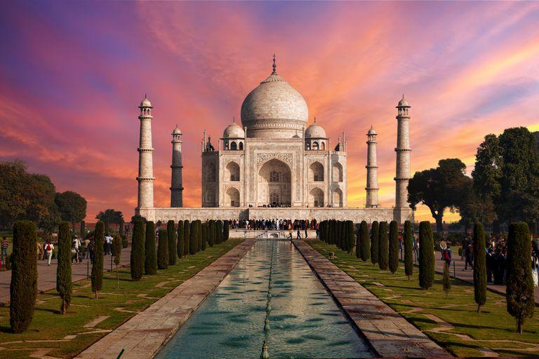 Taj Mahal | Sursa foto: ThoughtCo