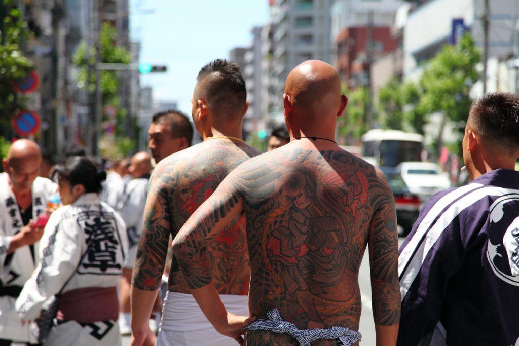 Festivalul Sanja, Tokyo. Sursă foto: mediazink