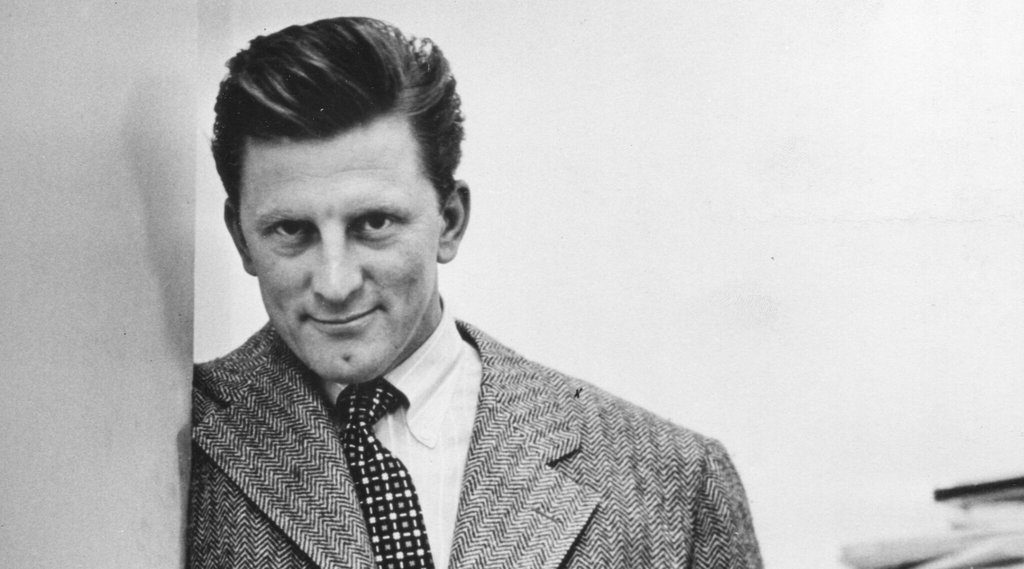 Kirk Douglas, 1950 | Foto: PhotoQuest/Getty Images via JTA/The Times of Israel
