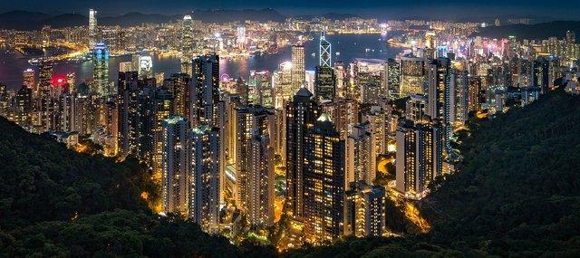 Hong Kong | Foto: Marci Marc / Pixabay
