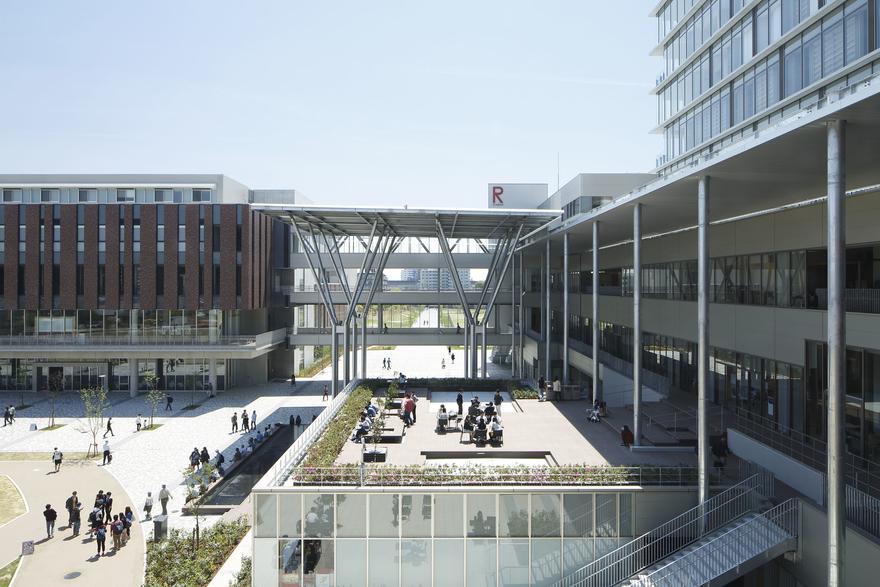Universitatea Ritsumeikan – Campusul din Ibaraki