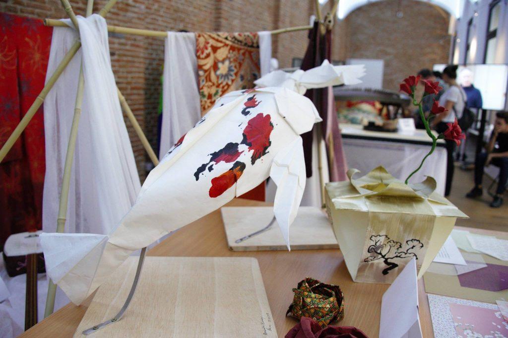 Expoziție de Origami - Alexandra Baranyi