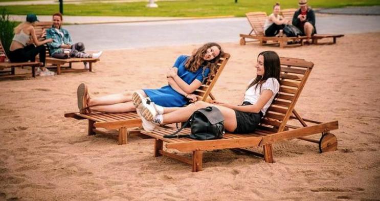 Relaxare la Vilnius.