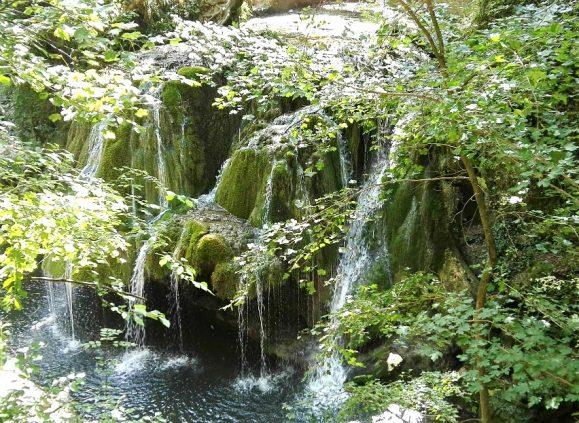 Cascada Bigăr. Foto: Marina Constantinoiu