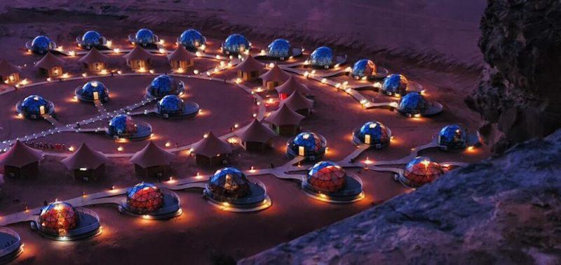 Wadi Rum. Foto: booking.com