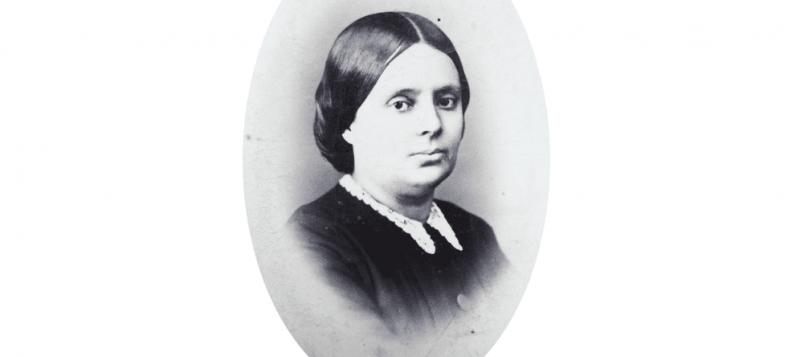 Fotografie Maria Rosetti, Cabinetul de Stampe, Biblioteca Academiei Române